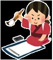 free-illustration-kakizome-girl